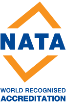 ex testing lab nata accreditation